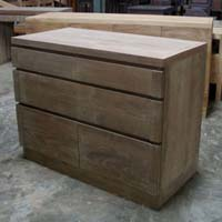 Indonesian Teak Furniture Verne Sideboard Preview Version