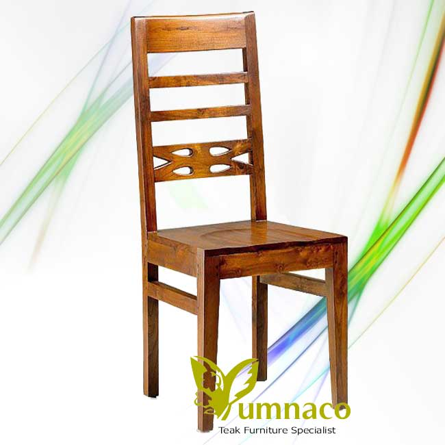 Indonesian Reclaimed Teak Furniture Indo Dining Chair Simple