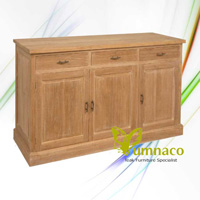 Gerard Sideboard 160 - Reclaimed Indonesian Teak Furniture