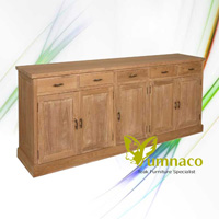 Gerard Sideboard 220 - Reclaimed Indonesian Teak Furniture