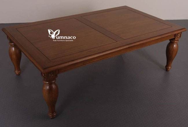Teak Furniture Yumna  Plantation  Rectangle Center