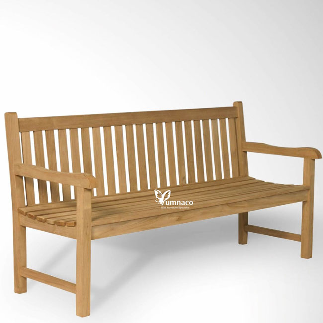 Teak Garden Furniture Bench 150
