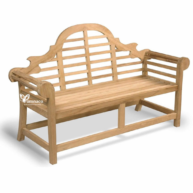 Teak Garden Furniture Marlborough Bench