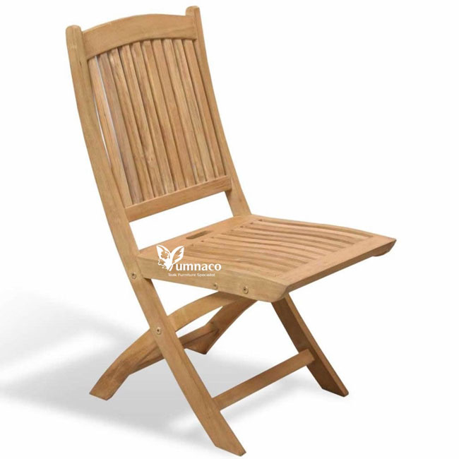 Teak Garden Furniture Yumna Folding Chair
