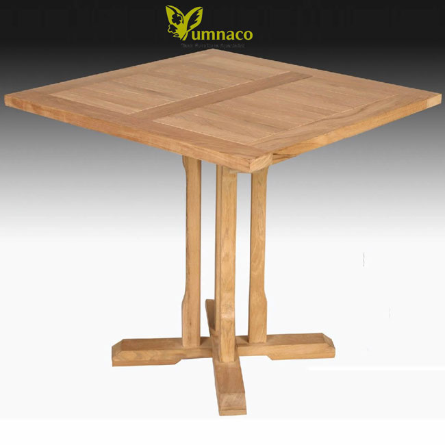 Teak Patio Furniture Yumna Bistro Table