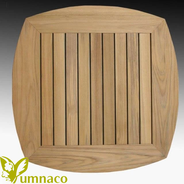 Teak Patio Furniture Yumna Deauville Top Table