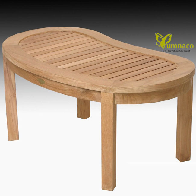 Teak Patio Furniture Yumna Haven Coffe Table