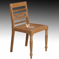 Antique Garden Chair - Indonesian Outdoor Furniture