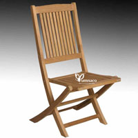 Yumna Folding Chair Trnava - Indonesian Outdoor Teak Garden Furniture