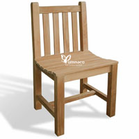 Yumna Garden Chair -  Indonesian Outdoor Teak Garden Furniture