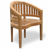 Yumna Haven Seat 01  Indonesian Outdoor Teak Garden Furniture