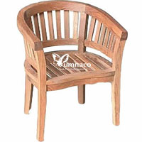 Yumna Haven Seat 02  Indonesian Outdoor Teak Furniture
