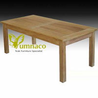 Francoise Coffee Table - Indonesian Outdoor Garden Teak Furniture